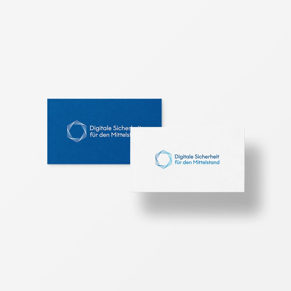 visitenkarte digitale sicherheit für den mittelstand