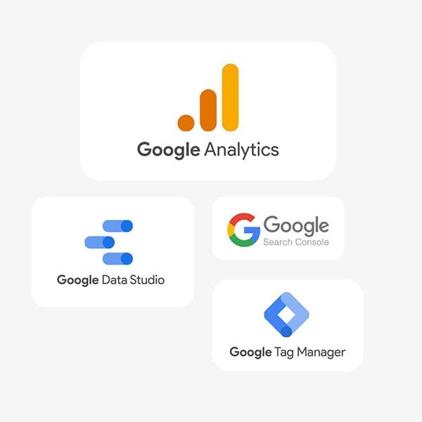 Website Referenzen Buecherde 3 Google Analytics